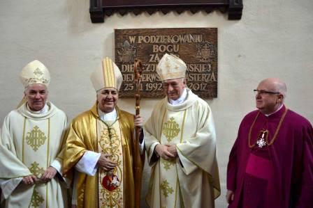 Co wydarzyło się w Katedrze w marcu