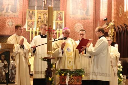 Co wydarzyło się w toruńskiej Katedrze w kwietniu