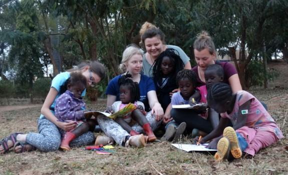 Projekt ZAMBIA - podziękowania
