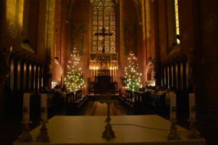 Co wydarzyło się w Katedrze w grudniu