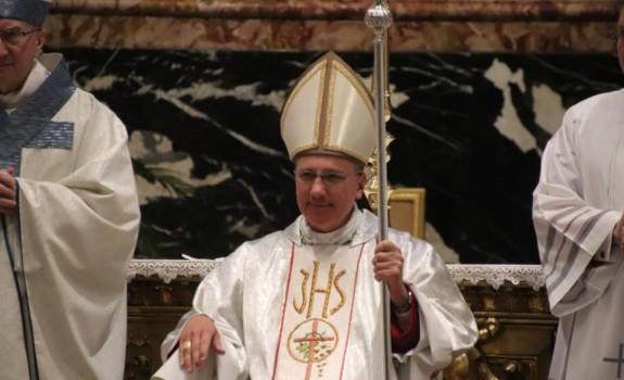 Msza św. dziękczynna za święcenia biskupie abp. Tymona Chmieleckiego