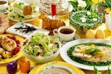 Błogosławieństwo pokarmów na stół wielkanocny
