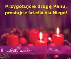 Ogłoszenia duszpasterskie - II niedziela adwentu - 6. 12. 2020 r.