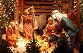 Ogłoszenia duszpasterskie - 25 grudnia - Boże Narodzenie